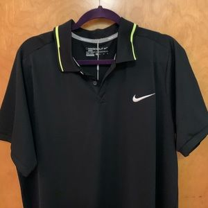 NikeGolf Dri-Fit Golf Shirt